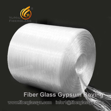 2400Tex Glass Fiber Gypsum Roving In Brazil