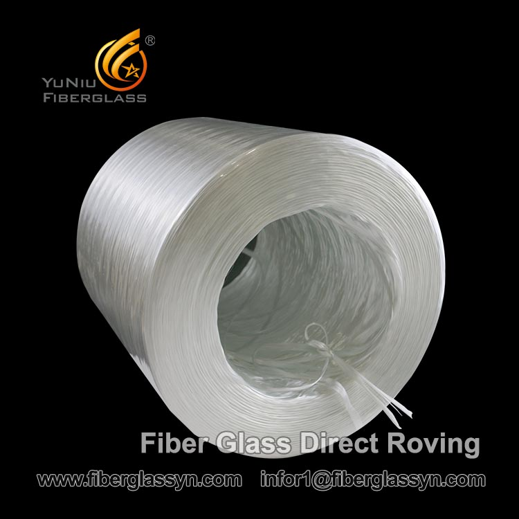 Fiberglass chopped strands for construction in high quality