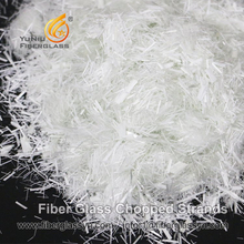 4.5mm Glass Fiber Chopped Strands for Friction Material