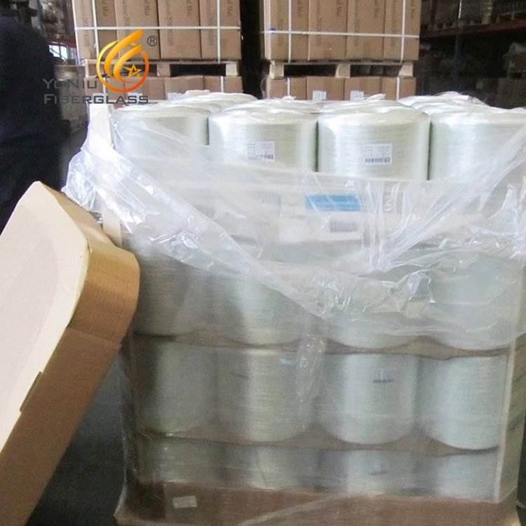 China Suppliers Fiberglass Direct Roving for Filament Winding