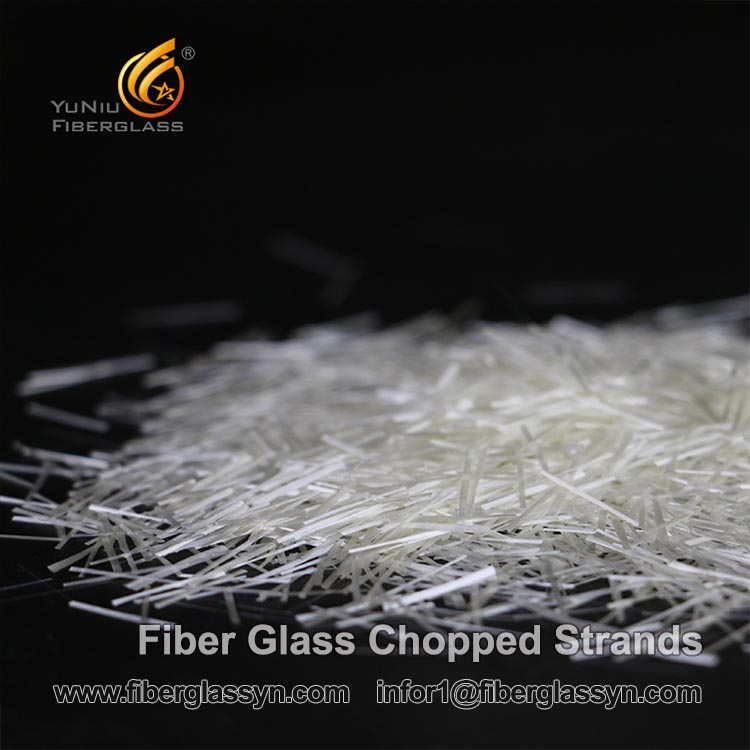 Cost-effective E-glass glass fibre chopped strand for cement in Qatar