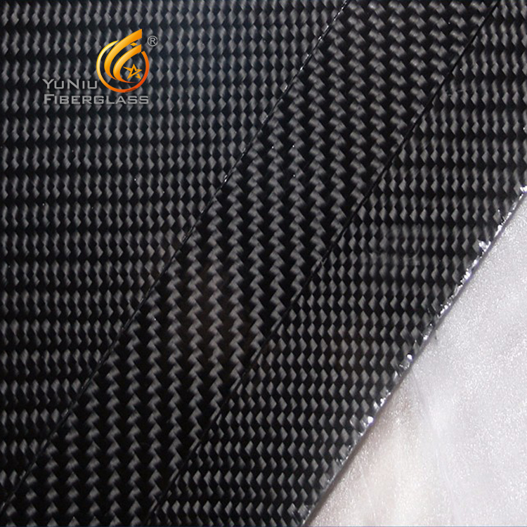 6k 320g Plain Weave Carbon Fiber Fabric