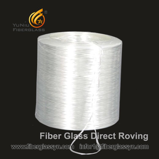 China Wholesale Manufacturer E-Glass Direct Roving