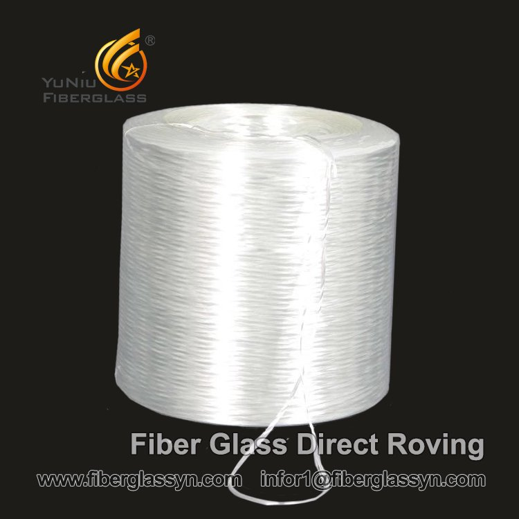 China Suppliers 1200tex Fiberglass Direct Roving