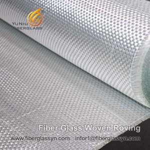 Factory Supplier Glass Fiber Woven Roving Fabric