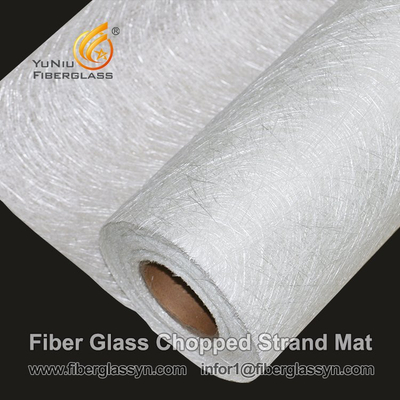 Hot Wholesale 300gsm E Glass Chopped Strand Mat, Stitched Fiberglass Mat