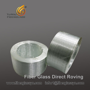 Professional factory AR glass fiber direct Roving for Spraying GRC