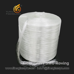 4800TEX E-Glass Assembled Fiberglass SMC Roving for wholesale