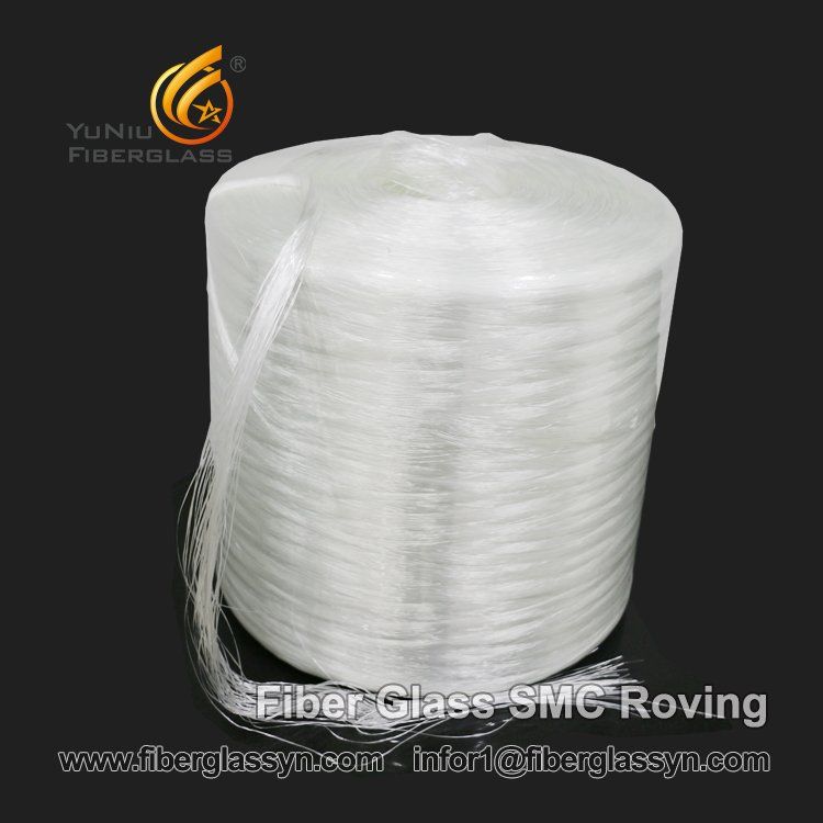 1200tex E-Glass Assembled Fiberglass SMC Roving