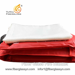 High quality fire blanket insulation for firefighting