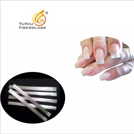 Factory new product fiberglass nails at home