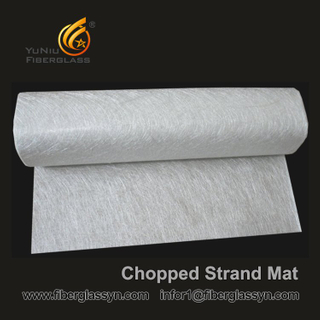 Fiberglass mat 450g E-glass chopped strand mat roll