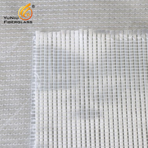 Double bias/Triaxial/Quadriaxial multiaxial fiberglass fabric for GRP