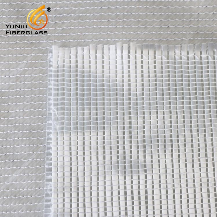 0 and 90 Degree Fiberglass Biaxial Fabrics