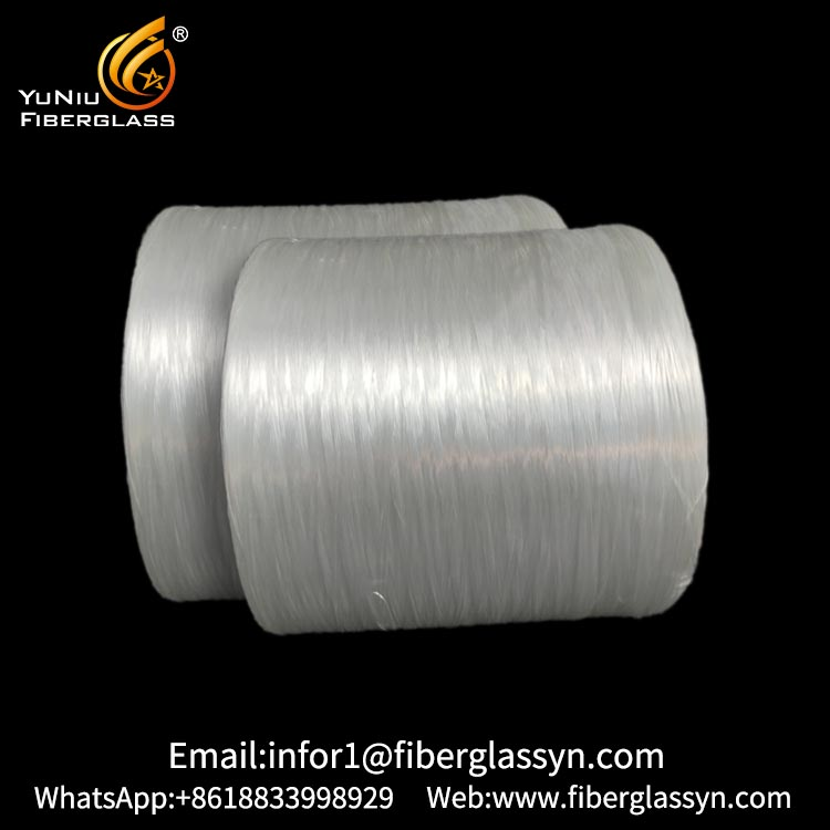 Fishing Boat Materials Fiberglass Spray Up Roving