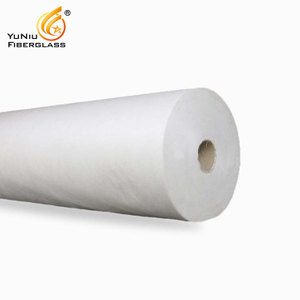 Glass Fiber Tissue E-Glass Fiberglass Chopped Strand Mat for Hand Lay-up Boat