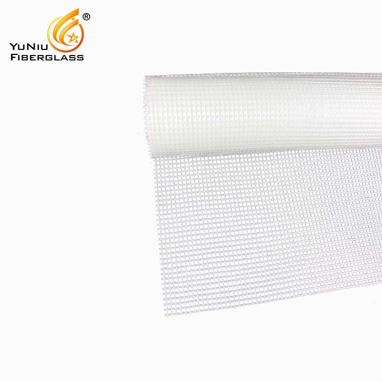 Reinforced Fiberglass wall insulation mesh manufacturer