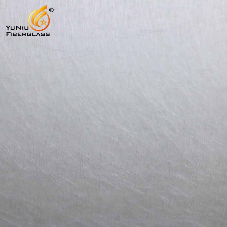 fiberglass surface tissue mat