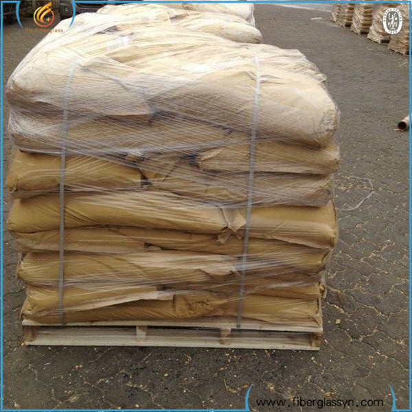 Factory direct supply Fiberglass chopped strands for Break pads