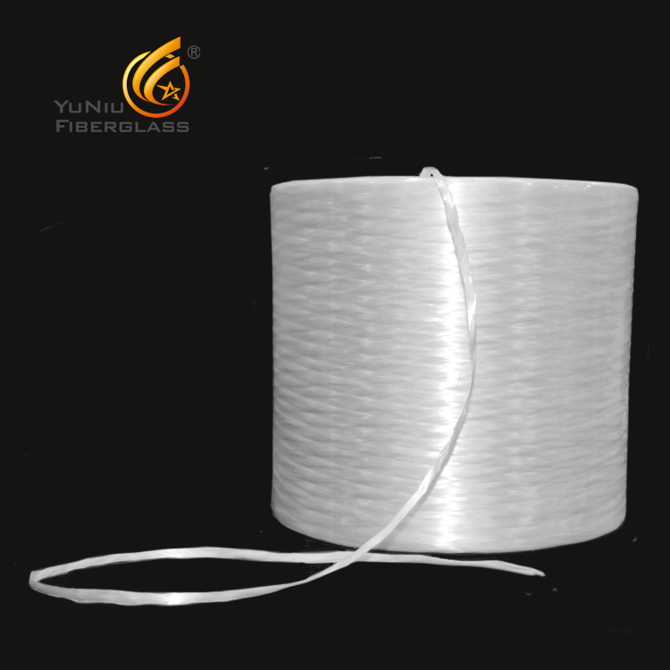 AR roving glass fiber for FRP pultrusion products
