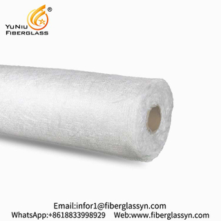 E-Glass Insulation Fiberglass Chopped Strand Mat 600g Combo Mat