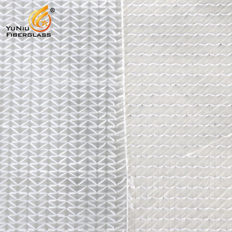 0/90 degree multi axial fiberglass fabric for shipyard