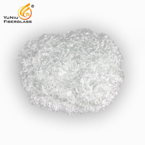 Factory directory supply fiberglass chopped strands for PP