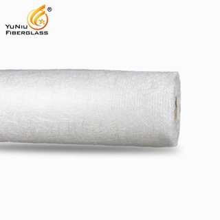 Fiberglass Combo Mat combine woven roving with chopped strand mat for hand lay up RTM FRP pultrusion vacuum car shell, plate