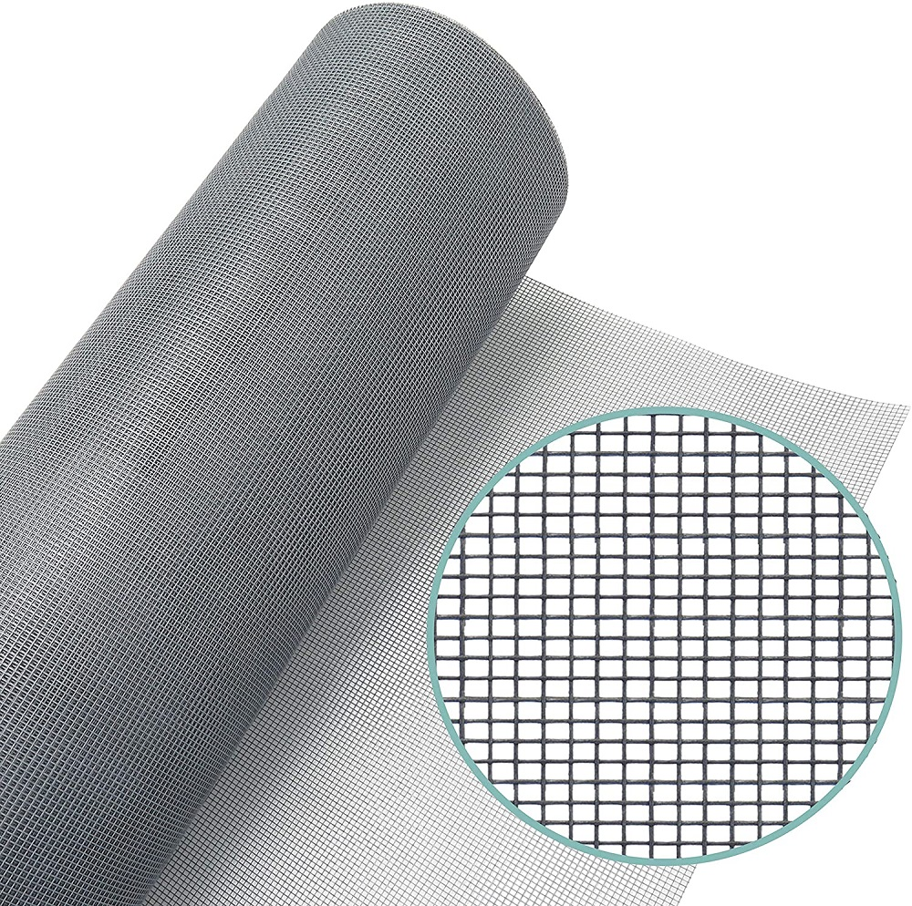 18*14 Mesh Fiberglass Screen Netting Material Patio And Porch Fiberglass Screen Mesh