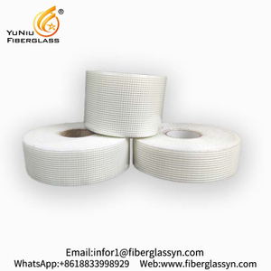 Fiber Glass Self-adhesive Tape/Drywall/Gypsum Board Use