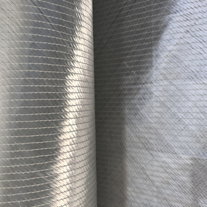 E glass Double bias multi-axial warp kitted fiberglass biaxial fabric