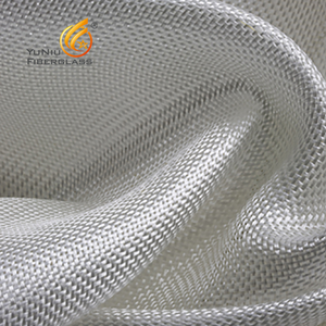 Wholesale Manufacture Fiberglass Cloth Woven Roving Fabric Suitable for FRP