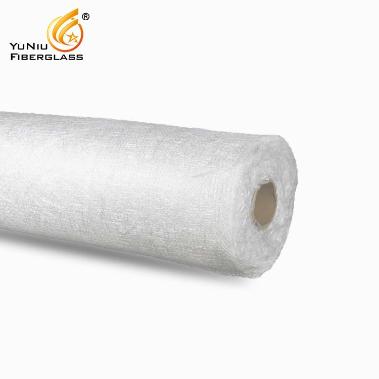 E-glass Woven Roving Cloth Fabric Fiberglass Combo Mat