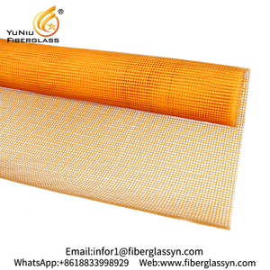 Fiberglass Mesh 100g 160g 5x5 glass fiber net 1x50m for wall EIFS Stucco Mosaic marble China