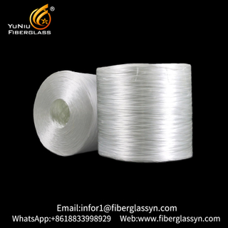Hot Sale Alkali-Resistant Woven Fibreglass Spray up Roving Fabric