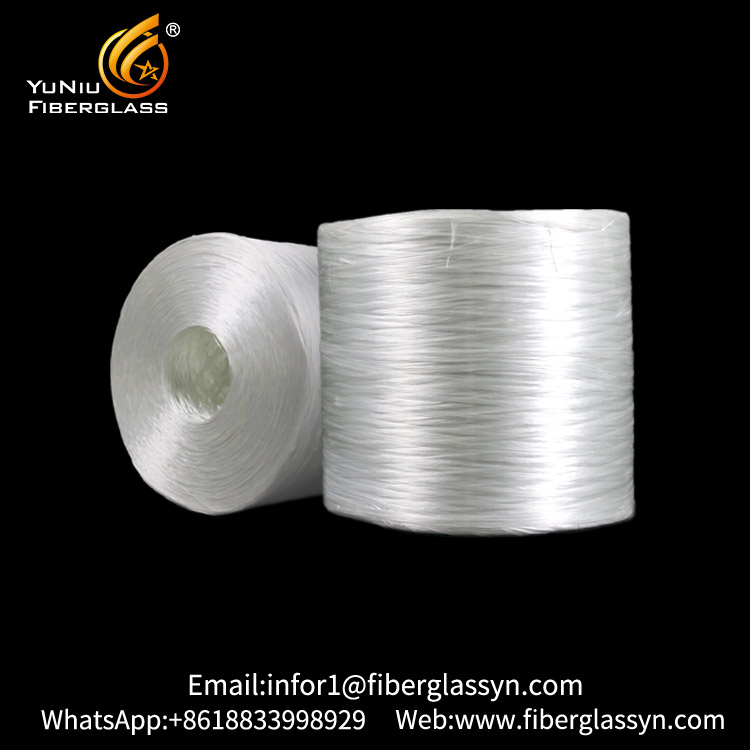 fiberglass Assembled Roving For Spray-up E-glass fiber spray up rovingassembled rovingassembled rovi