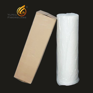 Chopped strand mat fiber glass for boat building