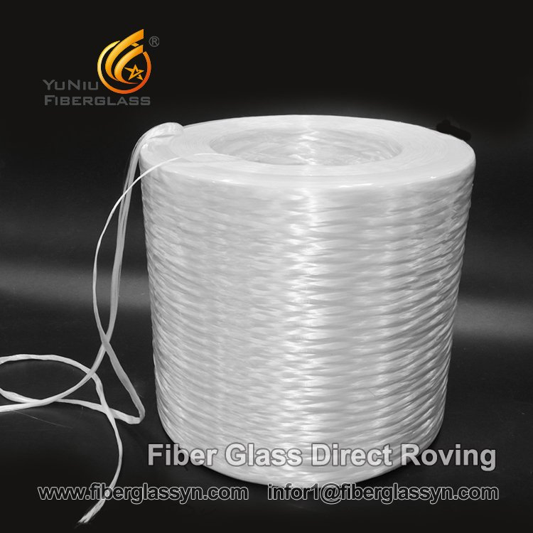 Hot selling e-glass Direct fiberglass roving