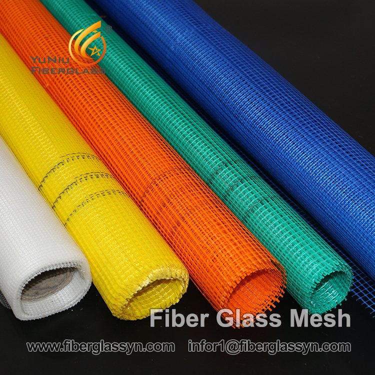 fiberglass insulation netting / sell to usa fibre glass mesh