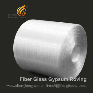 South African supplier E-glass Glass Fiber Gypsum Roving