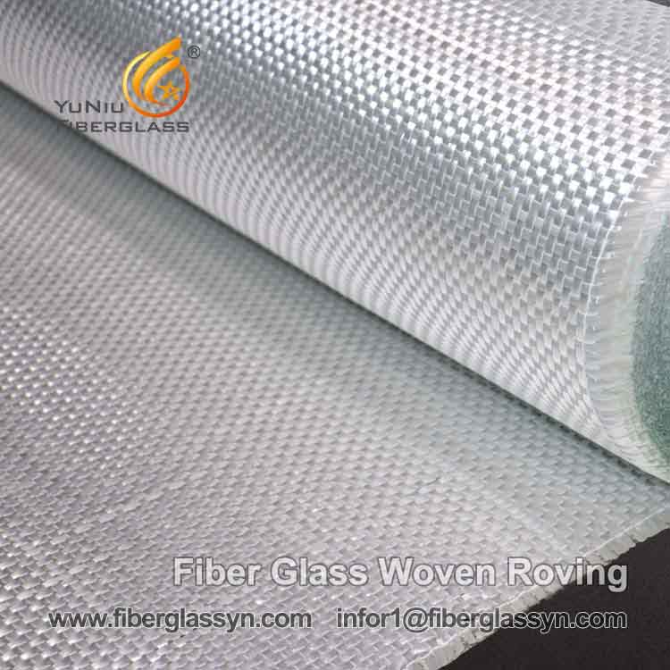 Cost-effective e glass fiberglass woven roving for Europe