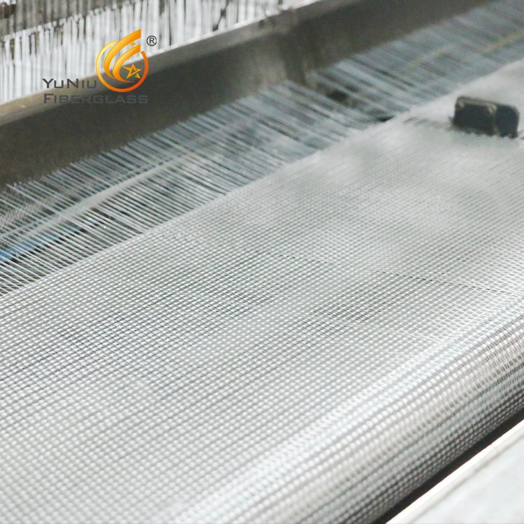 Mass Production Professional supplier E Glass Fiber Woven Roving in Italy