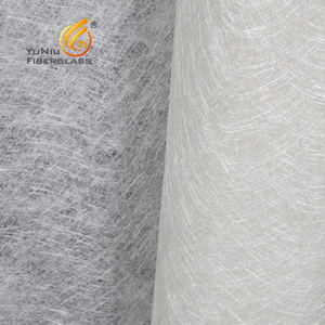 China supplier Chopped strand glass fiber mat