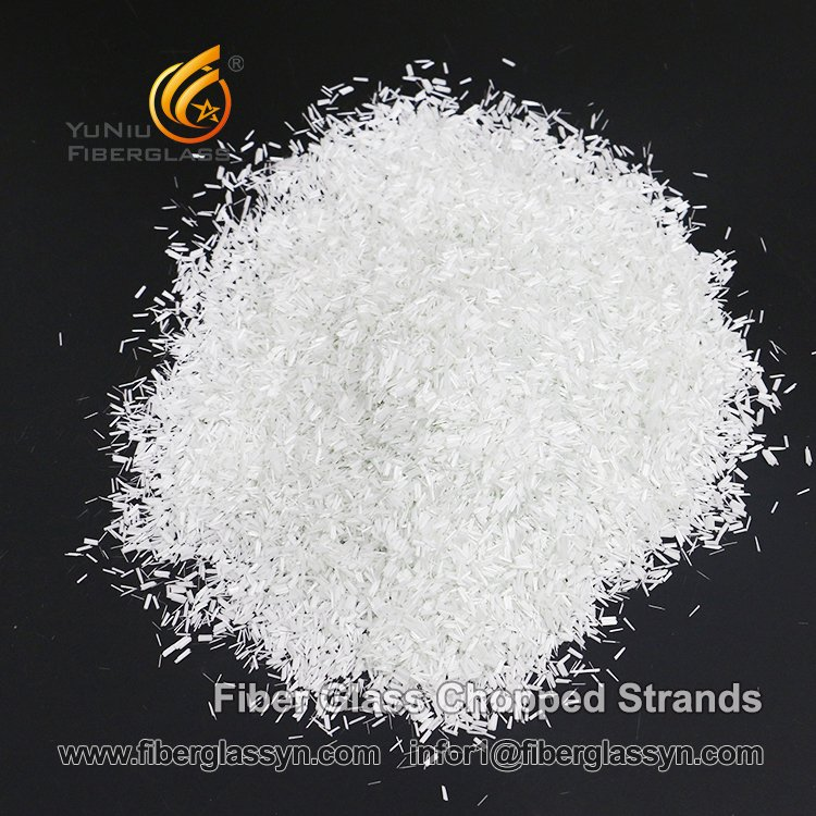 Fiberglass Chopped Strands for PP 3mm