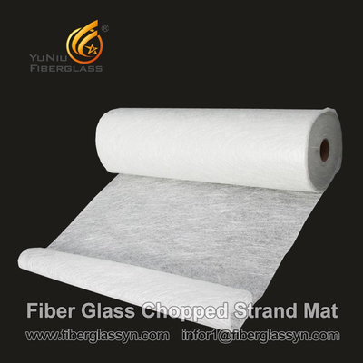 Emulsion e-glass fiberglass chopped strand mat with A Discount
