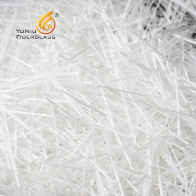 Wholesale online chopped basalt fiber strands used for cement concrete